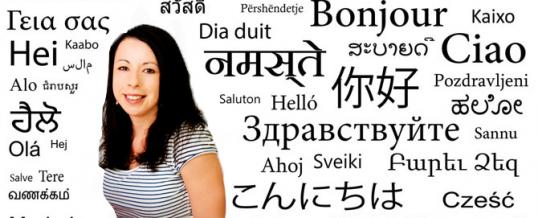 Bc. Gabriela Mersiová – lektorka německého a čínského jazyka