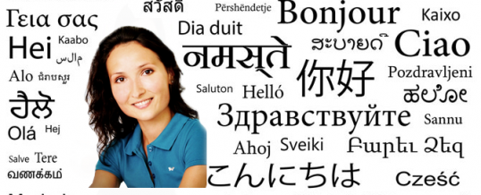 Mgr. Lucie Pawlowská – lektorka anglického a francouzského jazyka